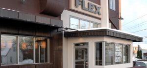 Flex exterior